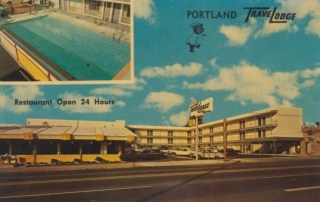 Travelodge - Portland, Oregon