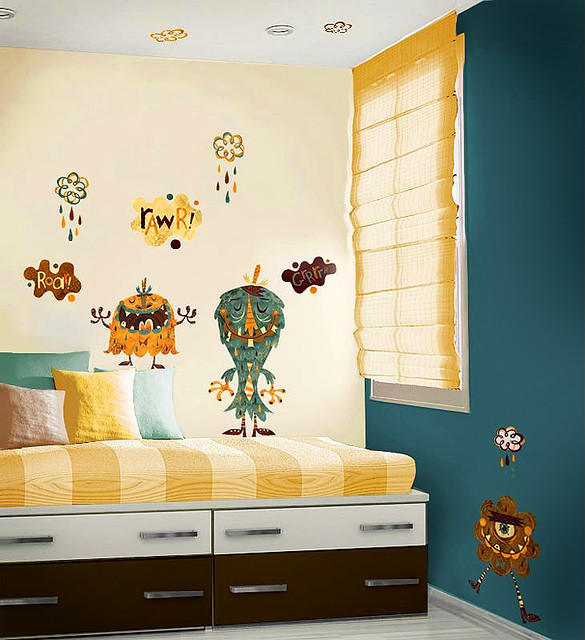 Removable Wall Decals Childrens Room