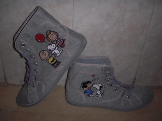 snoopy iii | by ZAPATILLAS PERSONALIZADAS