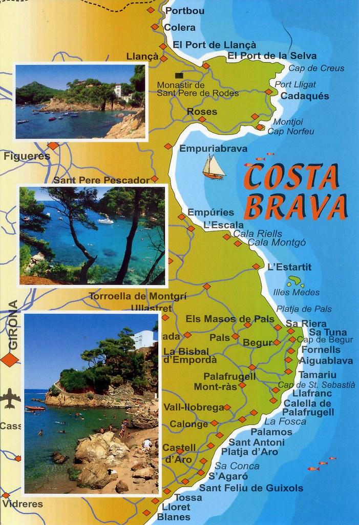 Коста бланка барселоны