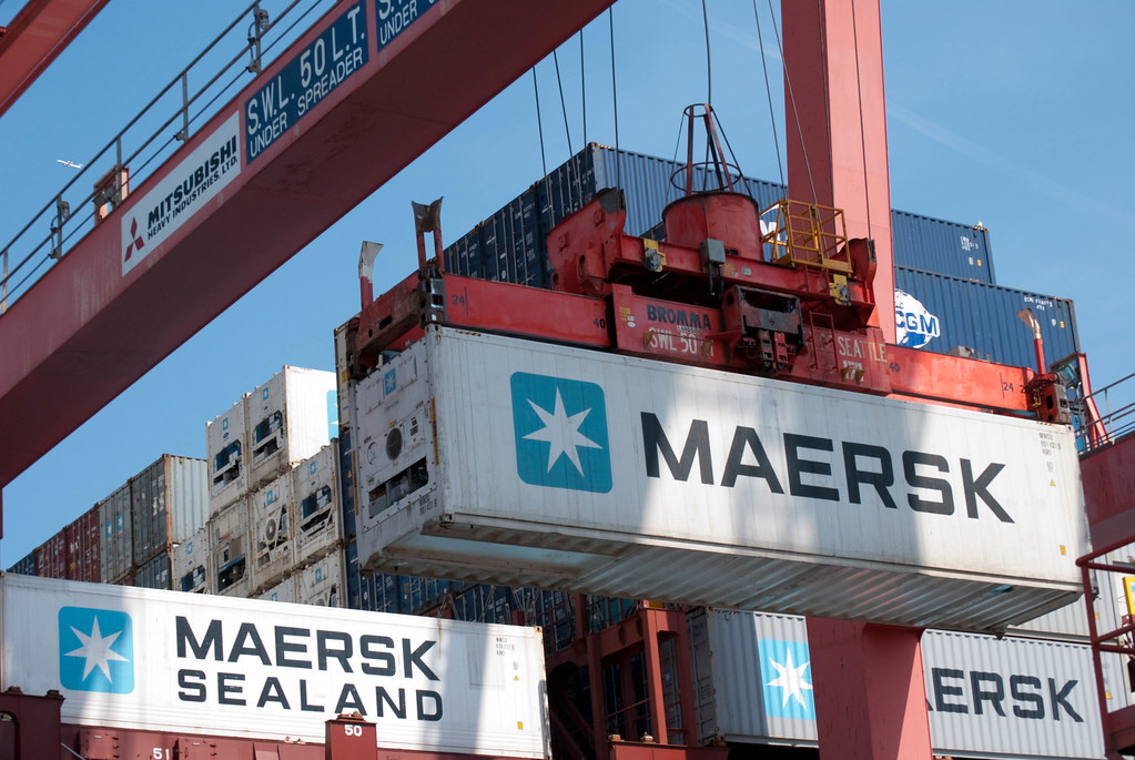 Maersk tipped for second share buy-back, disposals