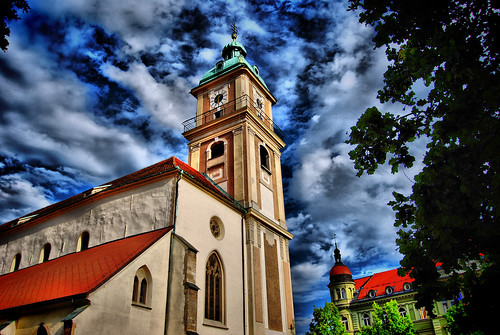Collegiate Church | by Sareni