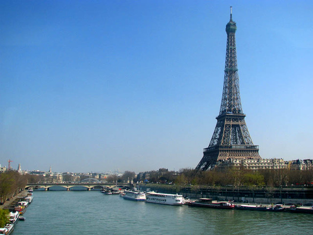 The Seine River Tour
