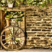 Knotts Wagon Wheel - Slight HDR
