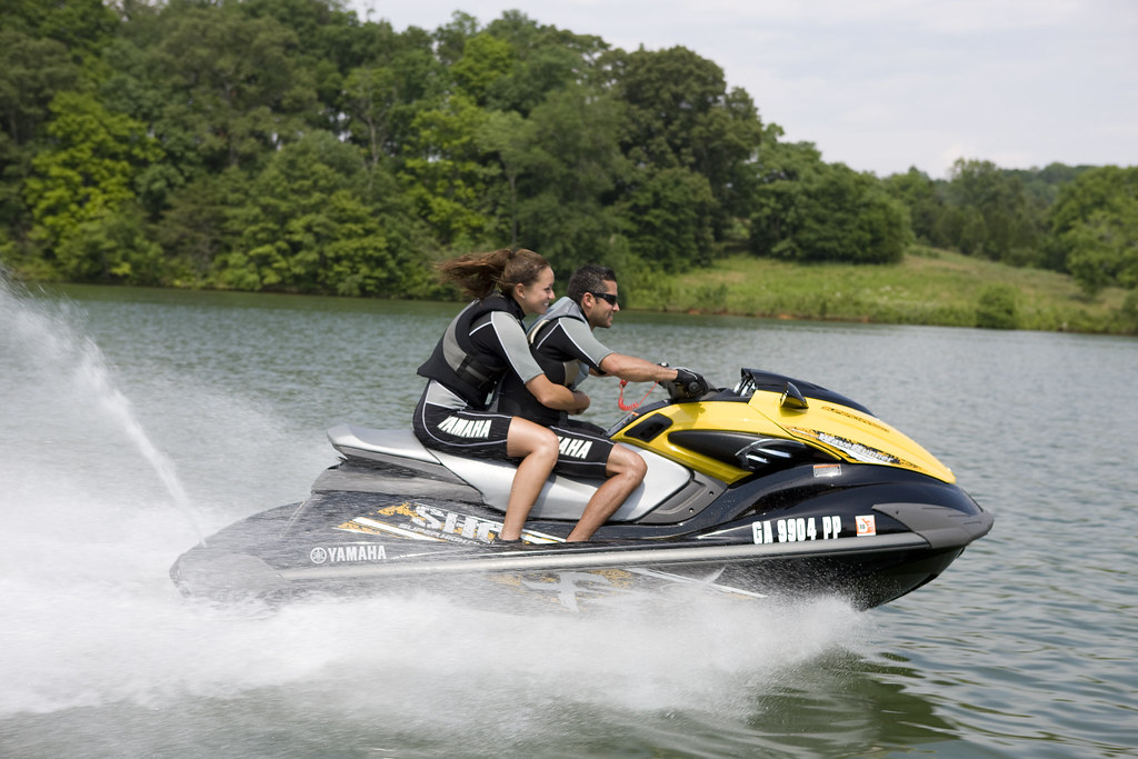 Yamaha Waverunner Fx High Output