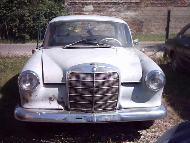 Mercedes Benz 190 Dc Heckflosse W110 1964 Mobile De Willem S