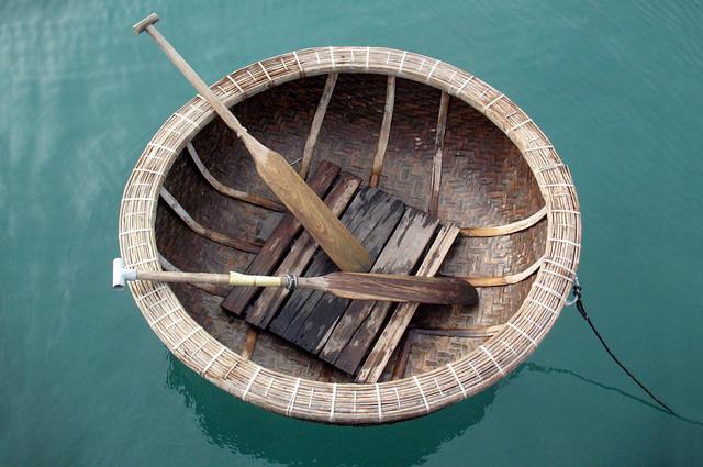 O monique van der lint flickr for Circle fishing boat