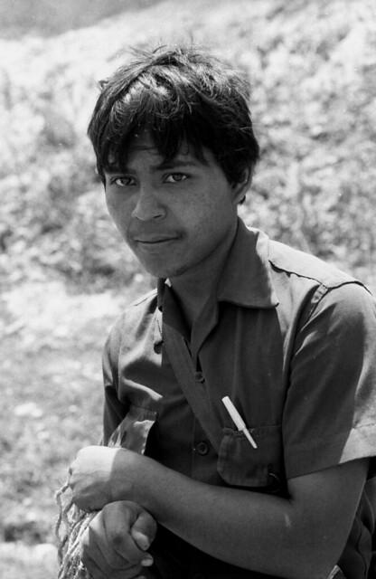 FPL Guerrillas, Chalatenenago, El Salvador, 1983 | by Marcelo  Montecino