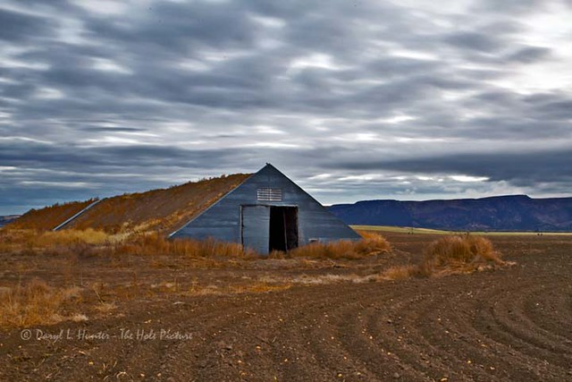Idaho Sod Roof Potato Barn The First Time My Wife Saw A
