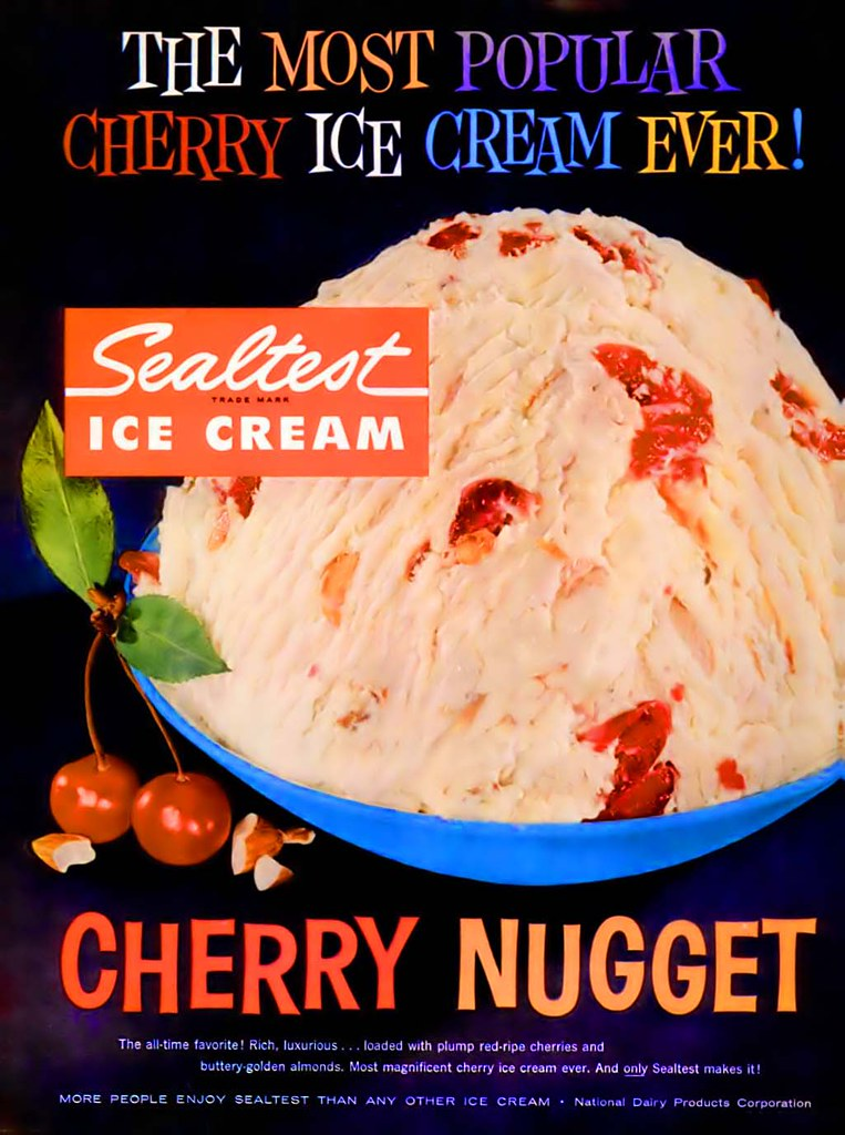 Brand new Sealtest Ice Cream, National Dairy Products Association Ad… | Flickr CS48