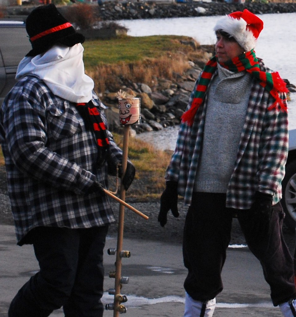mummers with ugly stick