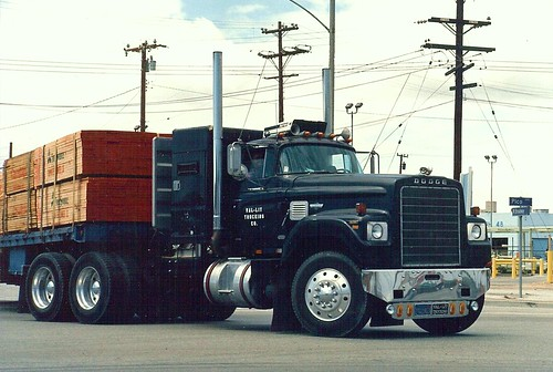 Dodge Big Horn Truck >> Dodge Big Horn Long Beach | I shot this in 1988. Beautiful B… | Flickr