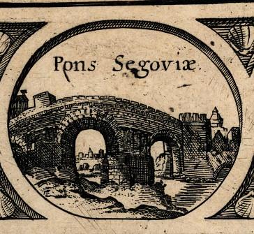 Ponte de segovia titulo nova hispaniae description - Biblioteca publica de segovia ...