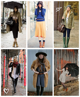 Style Crush: Rainy Day Style Finds | by Rose Wheeler