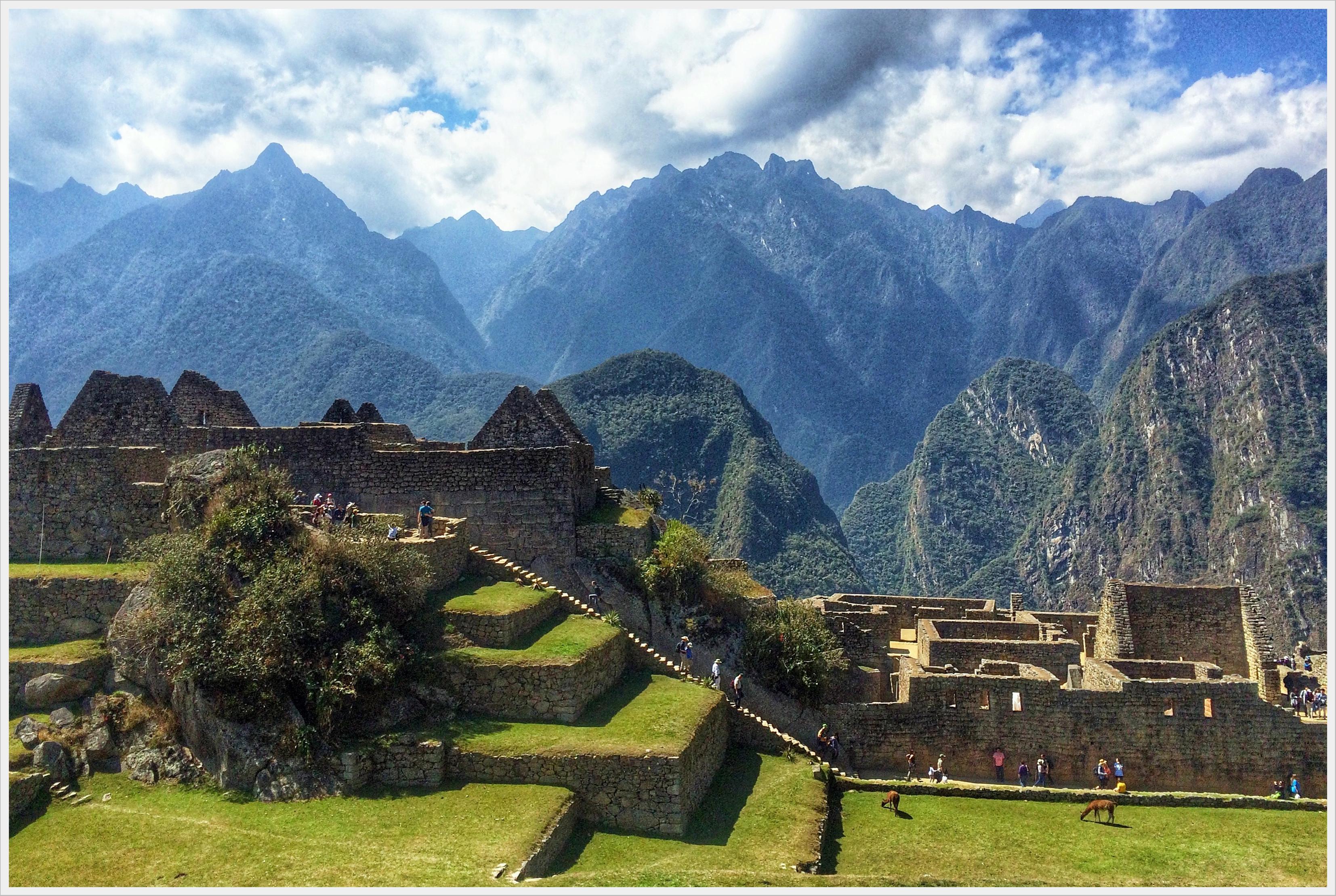 Machu Picchu - 2016