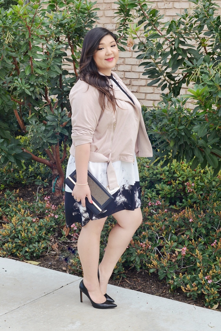 Curvy Girl Chic Plus Size Kohl's Spring Outfit