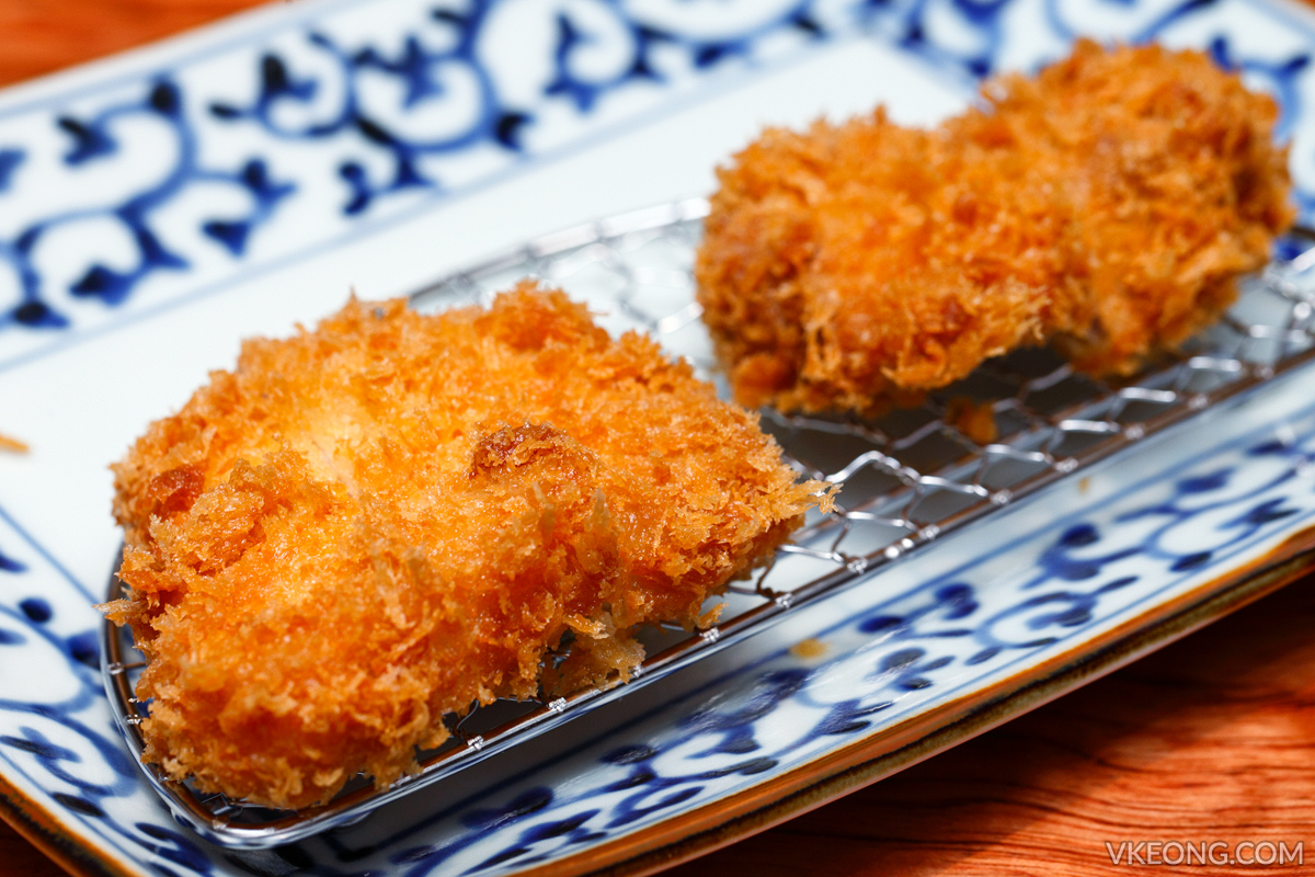 Tonkatsu Anzu Fried Pork
