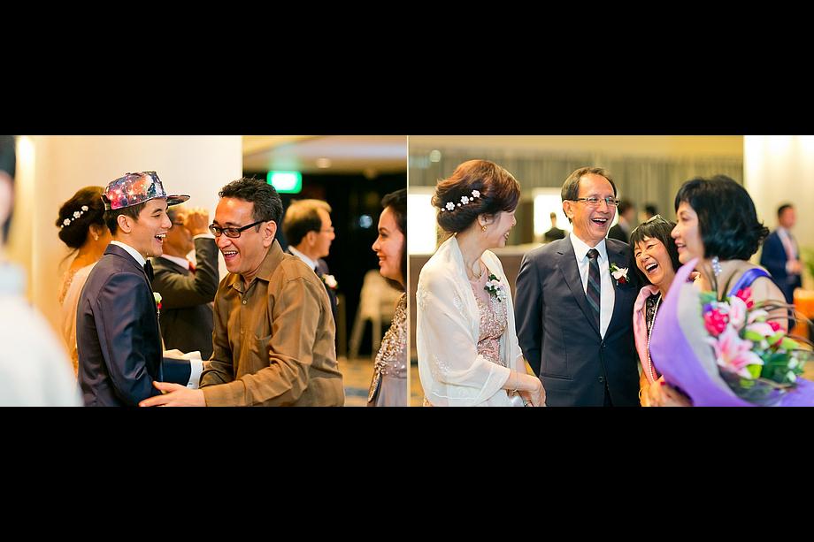 Fairmont Singapore Wedding