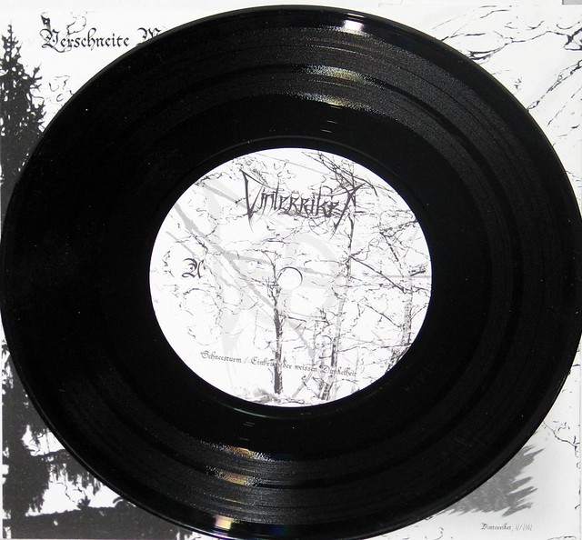 Vinterriket Winterschatten 3x Limited Edition handnumbered
