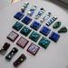 Dichroic Glass Jewellery