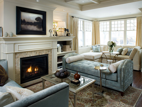 ... Candice Olson Fireplace Living Room | By Nathy_0308