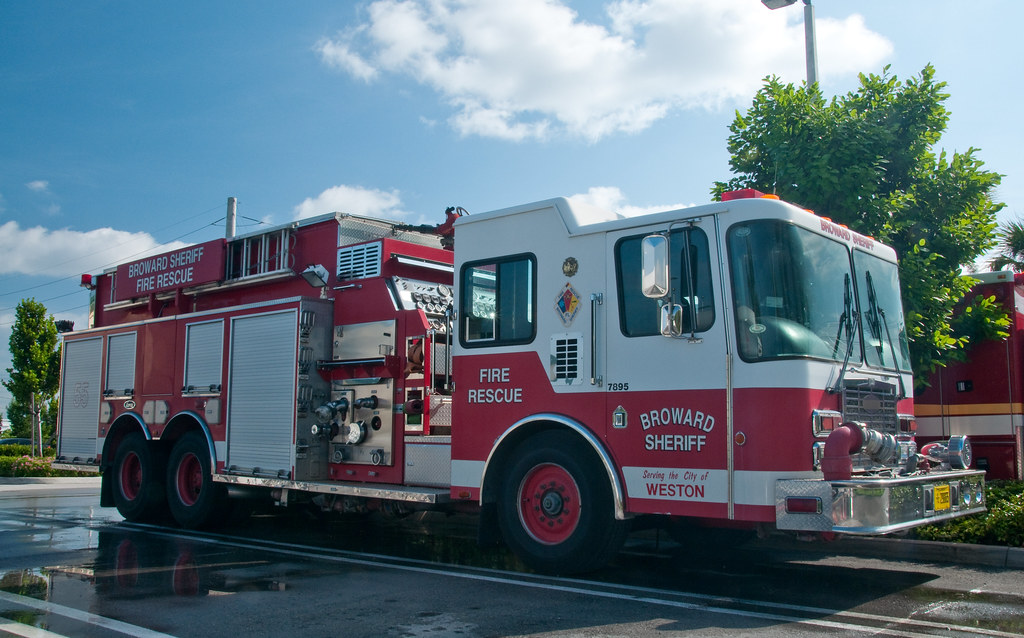 Broward Sheriff Fire Rescue Fl City Of Weston Fire