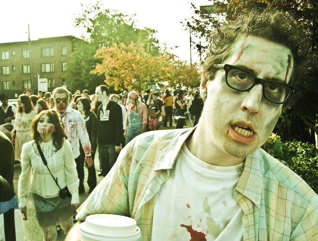 Image result for zombie horde