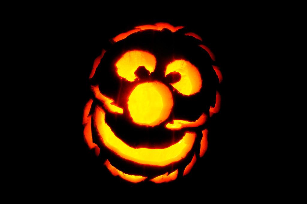Grover Jack O Lantern