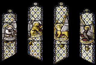 Symbols of the Four Evangelists | by Lawrence OP