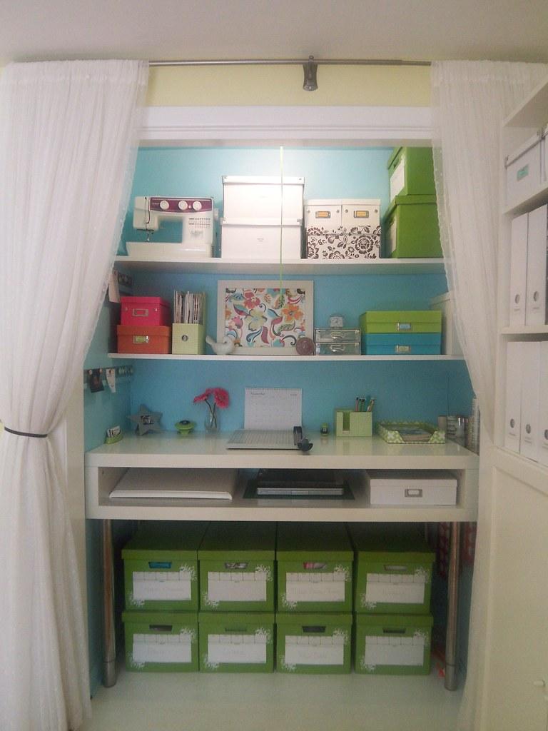 Inside closet  Aja Thomas  Flickr