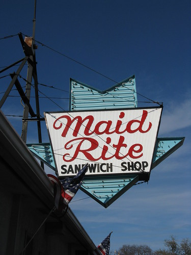 #326 - Maid Rite, Quincy, IL | by katbaro