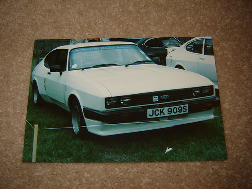 Ford Capri Genunie X - Pack | by firesidefactory.t21