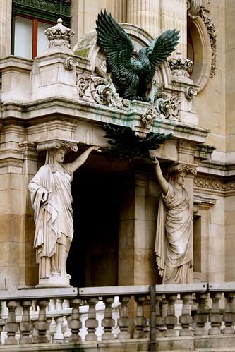 Architecture parisienne un exemple admirable de ce que l for Architecture parisienne