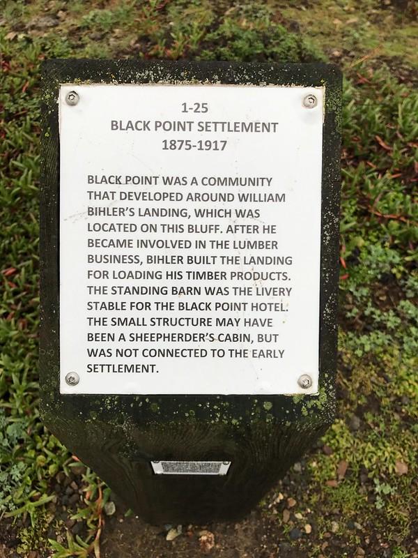 Black Point Settlment