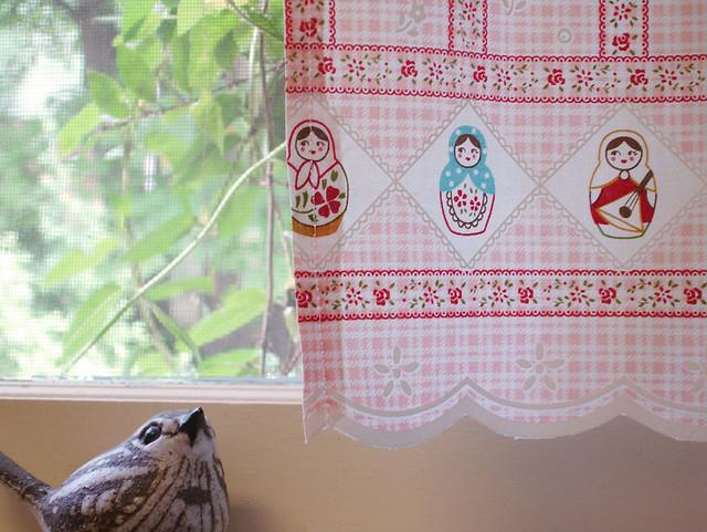 Bird Kitchen Curtains Awesome Design