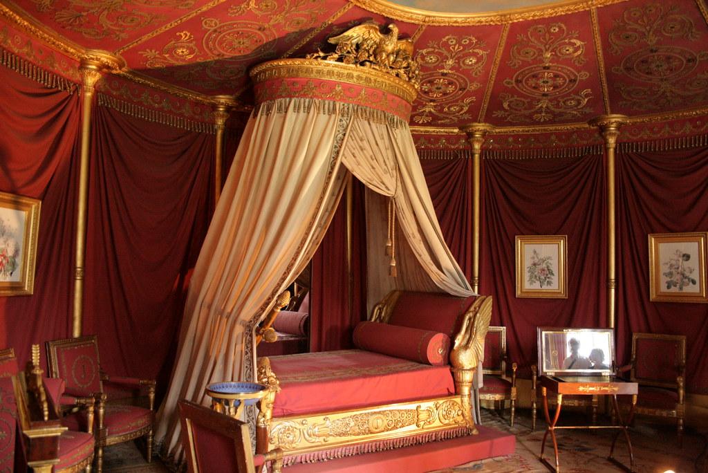 Tapestry Room Hotel Bedroom