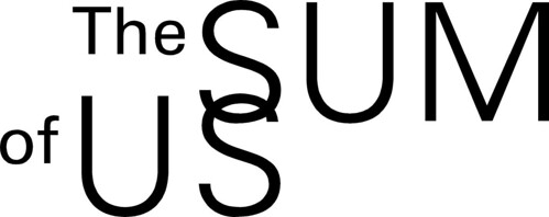 the sum of us logo the sum of us a comic drama by da flickr. Black Bedroom Furniture Sets. Home Design Ideas