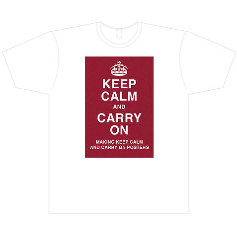 keep calm and carry on making keep calm and carry on poste flickr