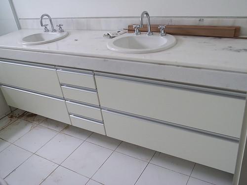 Gabinete de banheiro  Gabinete de banheiro, total em MDF Br…  Flickr -> Gabinete De Banheiro Ubatuba