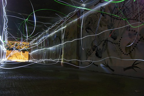 Flashlight Fight - Light Graffiti | by artwork_rebel