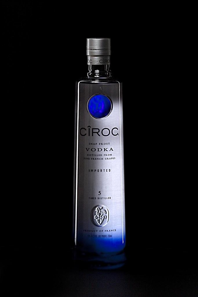 ciroc vodka black
