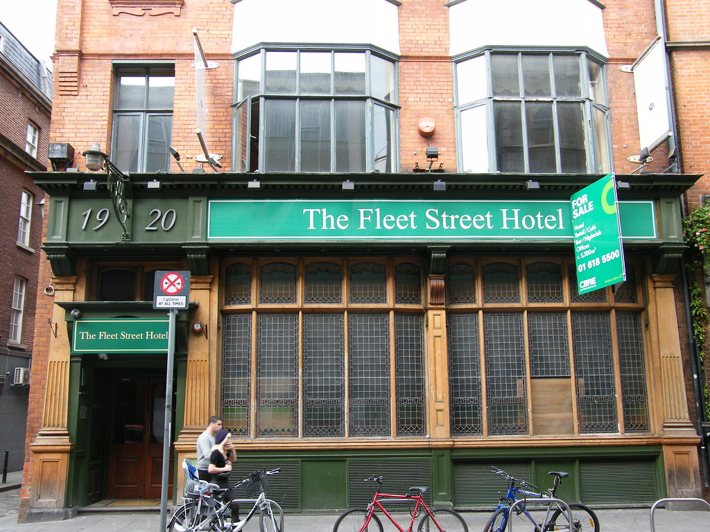 Fleet Street Hotel Dublin Tripadvisor