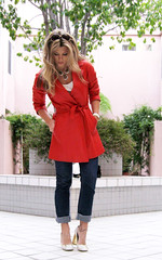 red-leather-coat-1 | by ...love Maegan