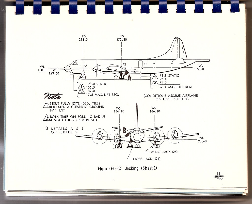P3v Jacking Diagram Aircraft Points Orion Flig Flickr Of An Airplane By Wbaiv