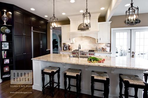 Traditional kitchen drury design 512 n main street glen - Drury design kitchen bath studio ...