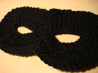 Crochet Masquerade Mask | by MintMarkets