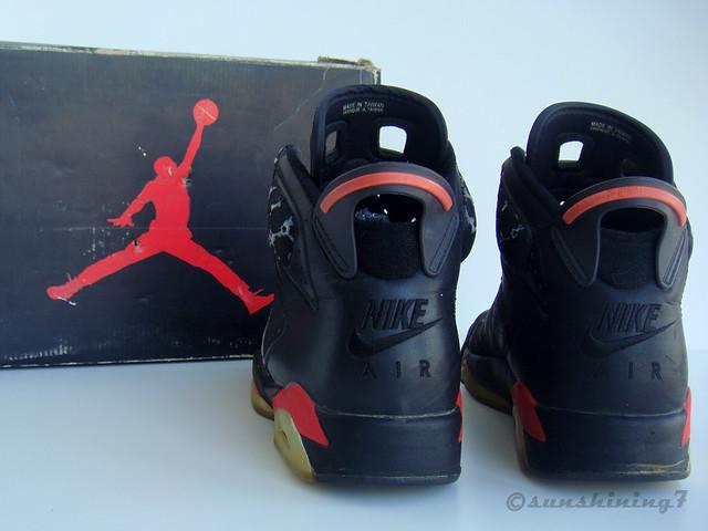 réduction populaire Nike Air Jordan Vi 1991 collections bon marché classique en ligne geniue réduction stockiste recommander p2RTLXct2