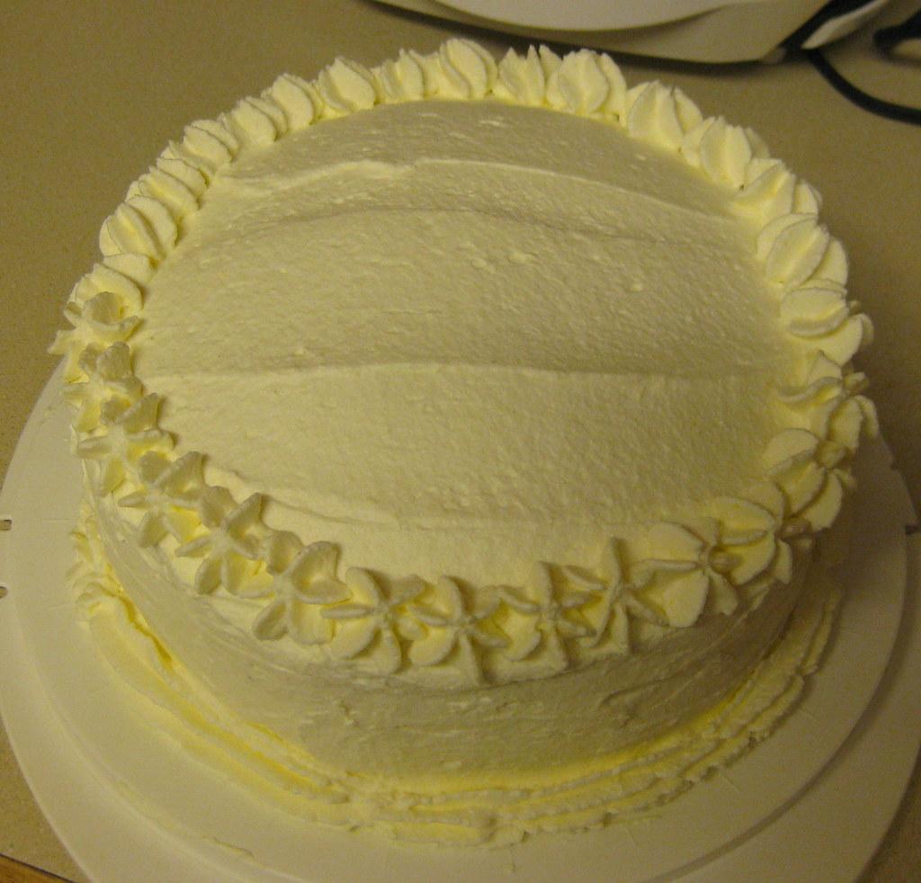 Chiffon Layer Cake Recipe