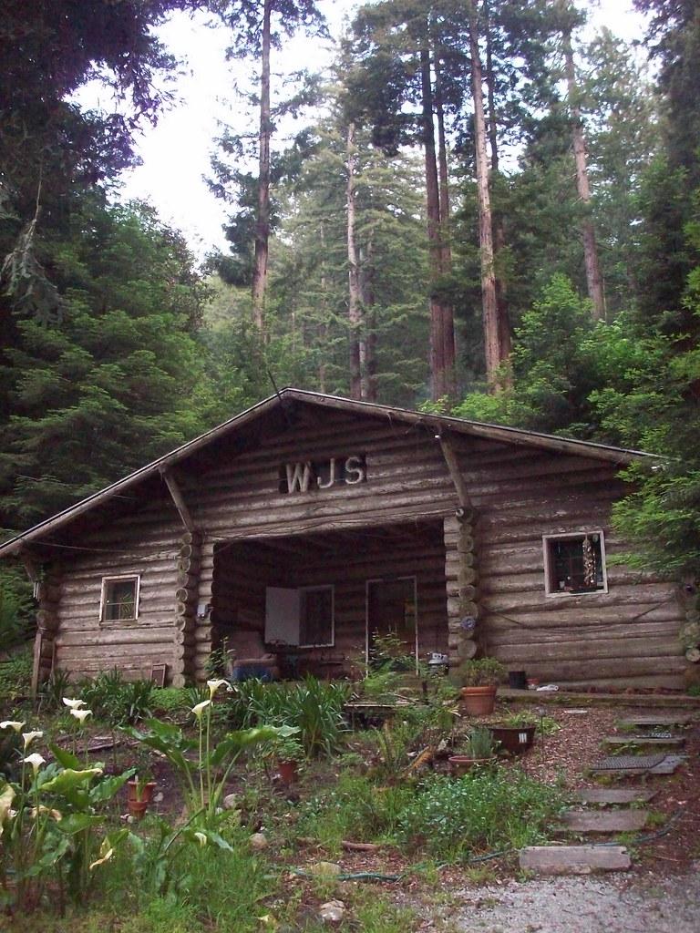 Wjs Log Cabin La Honda Ca Kim 39 S Photography