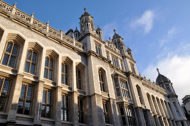 Kings College, London | Flickr - Photo Sharing!